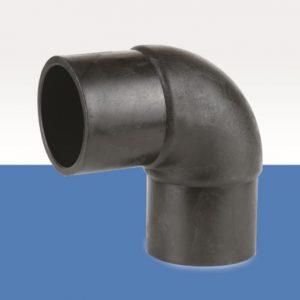 زانو ۹۰ درجه پلی اتیلن ۹۰ × ۹۰ میلیمتر-زانو 90 | Elbow 90